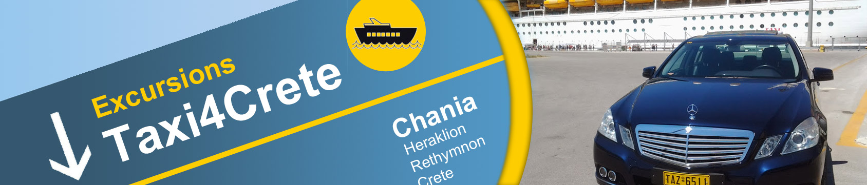 Taxi Excursions Chania